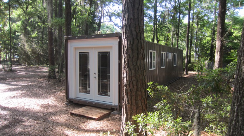 Shipping Container TinyHomes