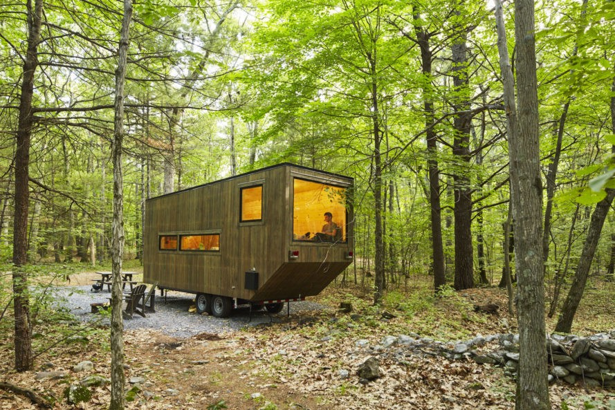 Stay in a Tiny House Instead of a Hotel!