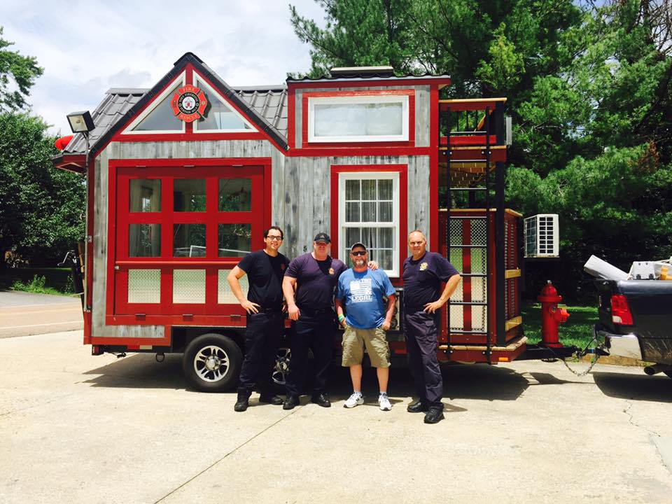 The Tiny FireHouse – Station #9