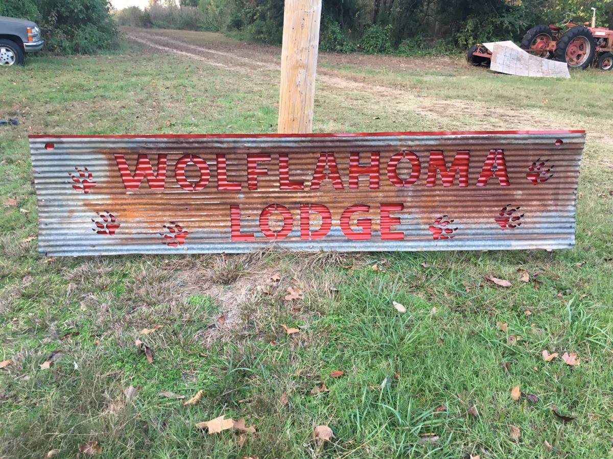 """Wolflahoma Lodge"""