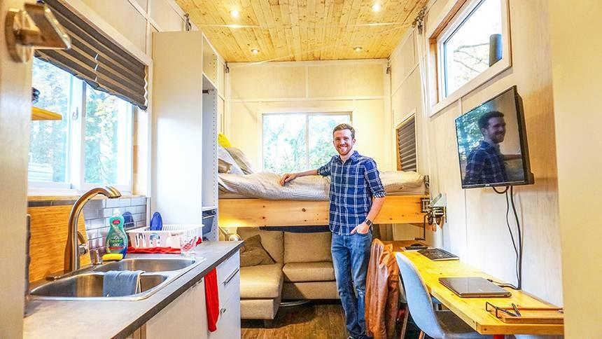 $20,000 Tiny Home